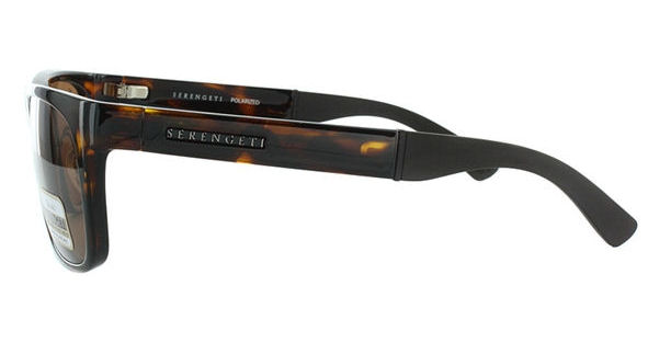 Serengeti Nico Sunglasses  serengeti 7644c nico polarized glass driver sunglasses tortoise